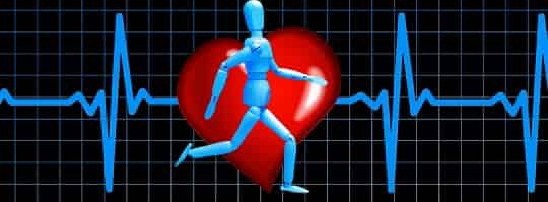 Høy hvilepuls øker risikoen for hjerteinfarkt