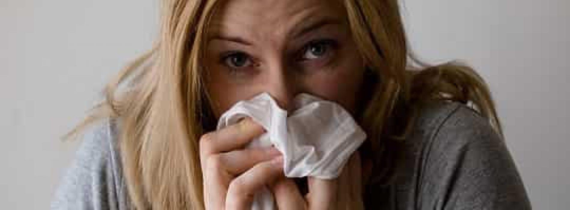 Hva hjelper mot tett nese?