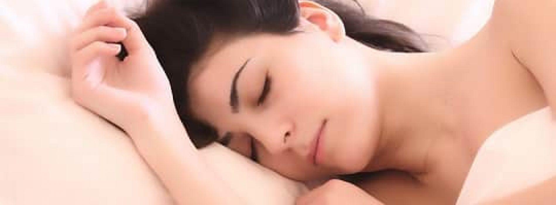 Søvnproblemer? Hvordan få sove godt?