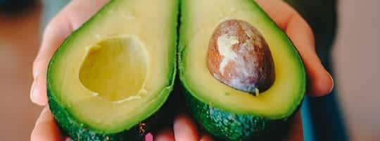 Hvor mange kalorier er det i avokado?