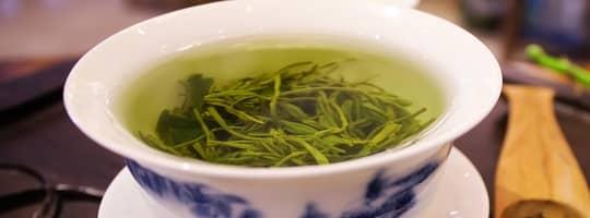 Grønn te - Naturens egen vidunderdrikk